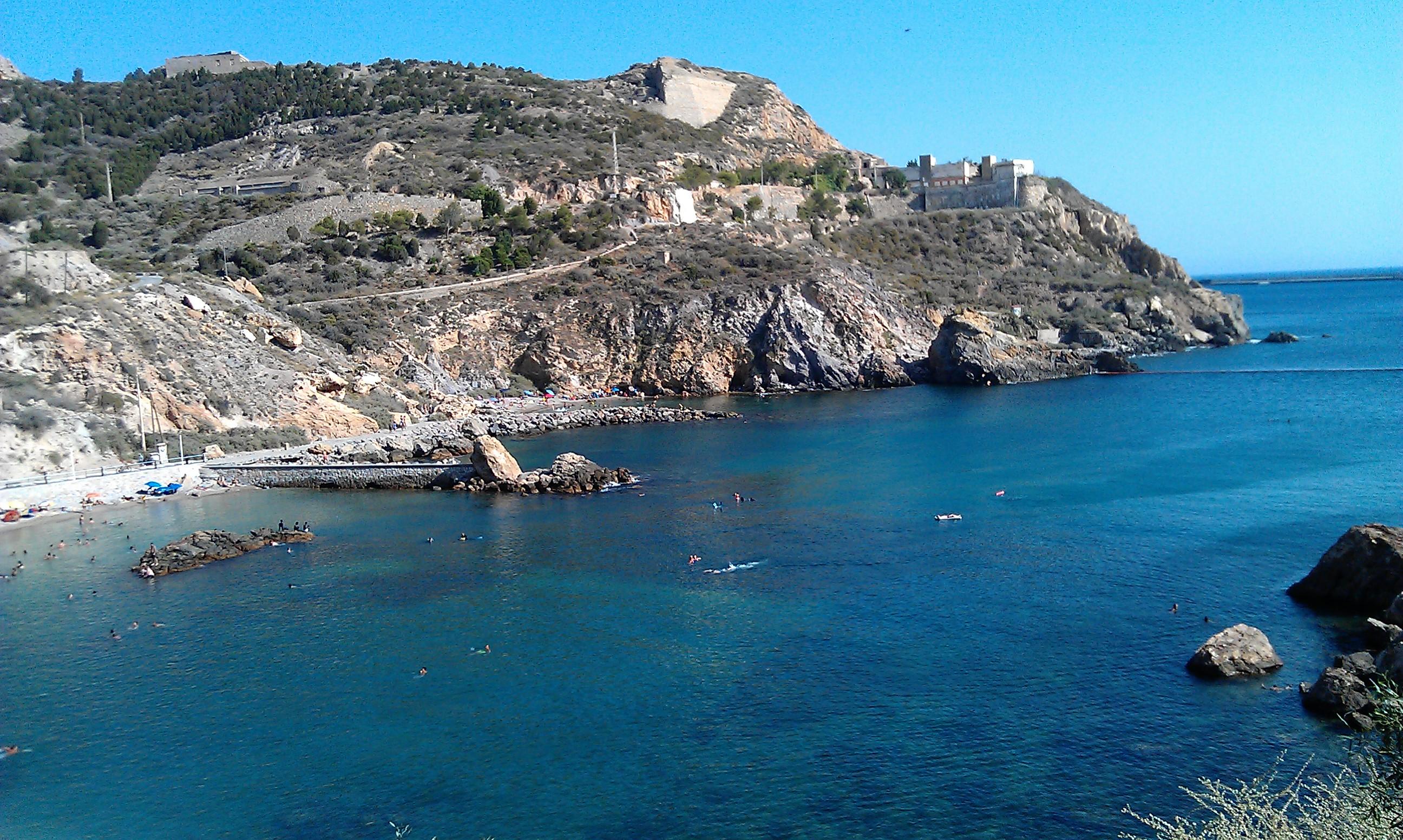 Картахена испания фото пляжей